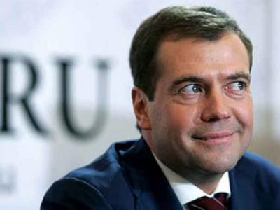Медведев поговорил об Электронном правительстве