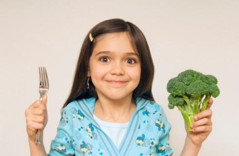 Почему дети не любят овощи