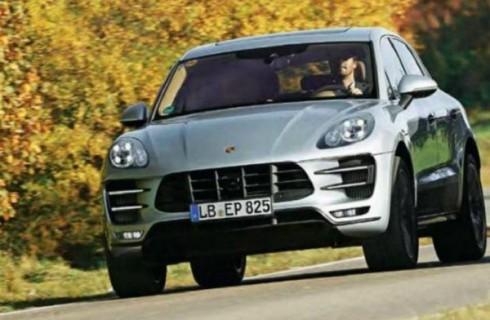 Случайно раскрыт внешний вид кроссовера Porsche