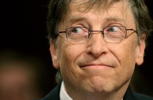 Билл Гейтс снова первый