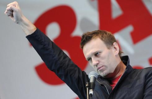 Навальный выбран лидером политической партии