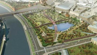 В Москве появится парк Путина
