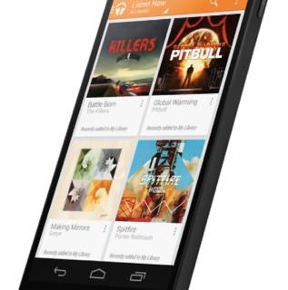 Эталонный смартфон Nexus 5 представлен публике