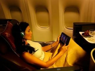 В самолетах США можно пользоваться гаджетами