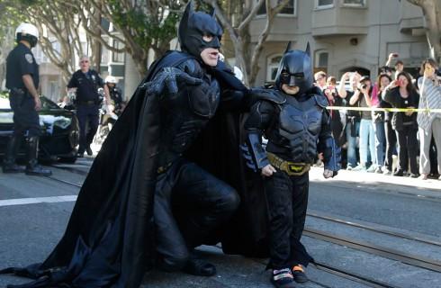 Городом Бетмена стал Сан-Франциско