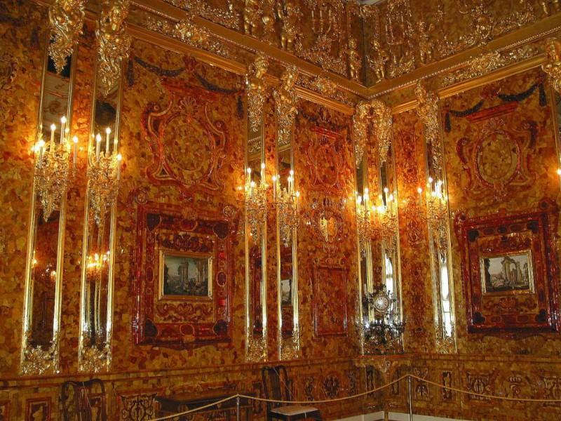 Секрет янтарной комнаты в скором времени может быть раскрыт
