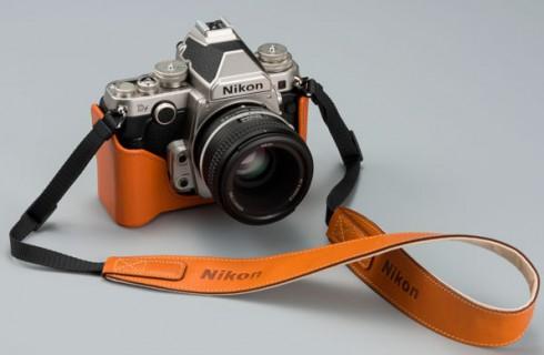 Камера в стиле ретро от Nikon