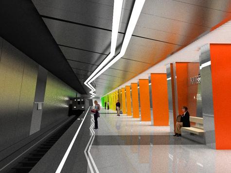 В Московском метро появились новые станции