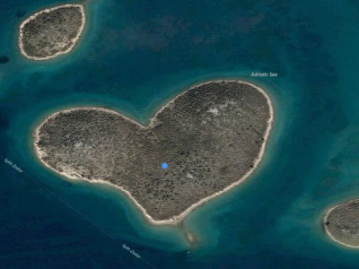 Остров Галесняк в Хорватии