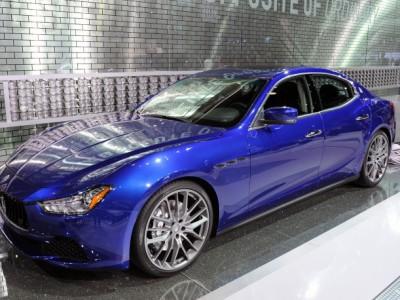 Maserati Chibli