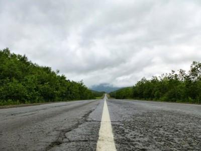 Дорога Камчатки