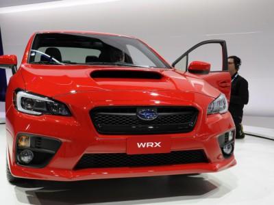 Subaru 2015 WRX