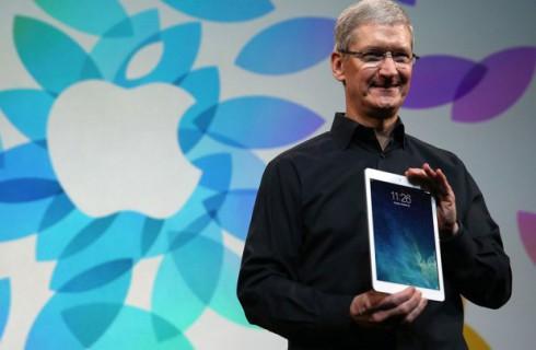 Российские цены на новые планшеты iPad известны
