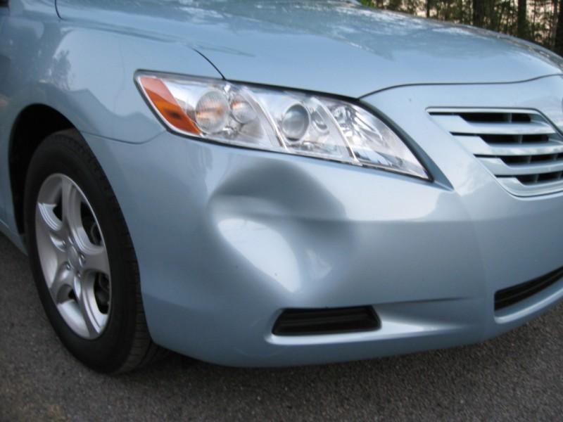 Кузовной ремонт Форд: сколько стоит удалить вмятину