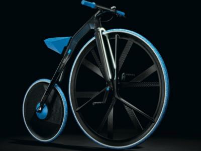 Углеродный велосипед