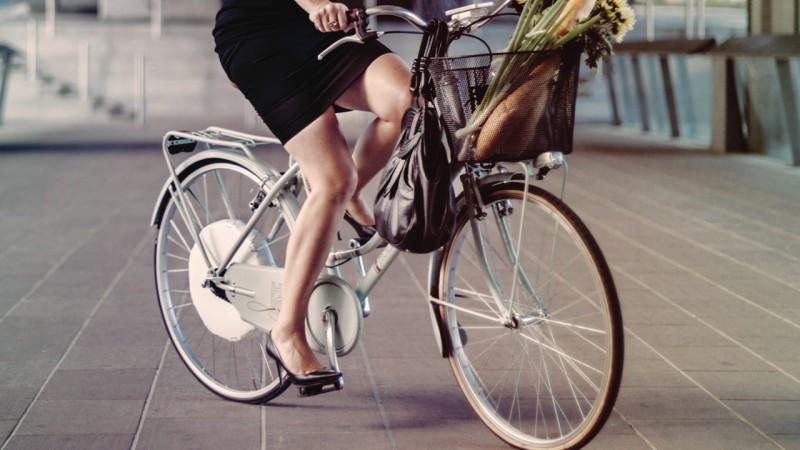 Велосипед XIX века