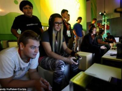 Британские геймеры отказываются от реальной жизни ради видеоигр