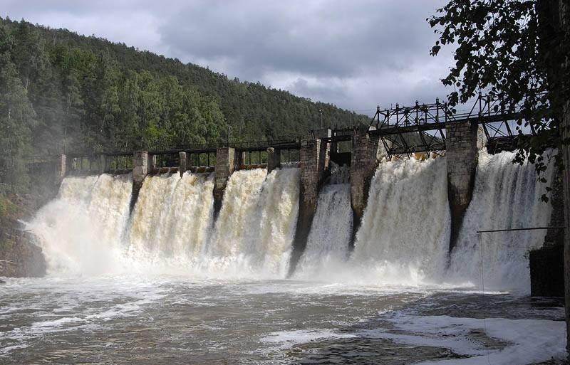Старейшая ГЭС РФ «Пороги» возрождена благодаря 3D