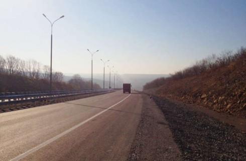 В Приморье открыли новый участок трассы М60