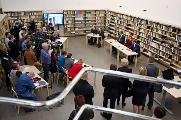 Библиотека Аалто готова принимать читателей