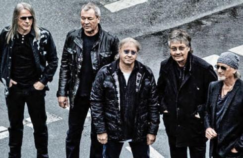 Deep Purple отметит в Москве 45 лет своего существования