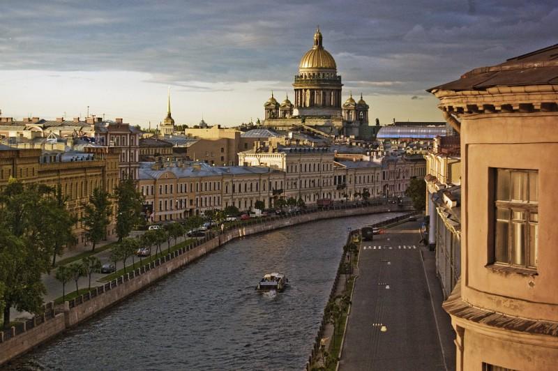 Дорогие города России