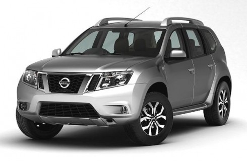 В России будут выпускать Nissan Terrano