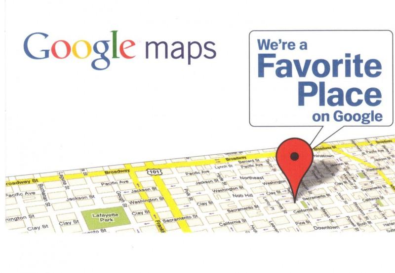 Google Maps будет иметь больше контекстной информации