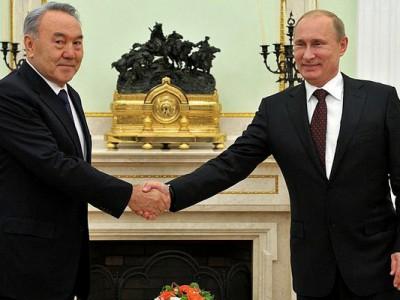 Президент принял участие в форуме «Россия-Казахстан»
