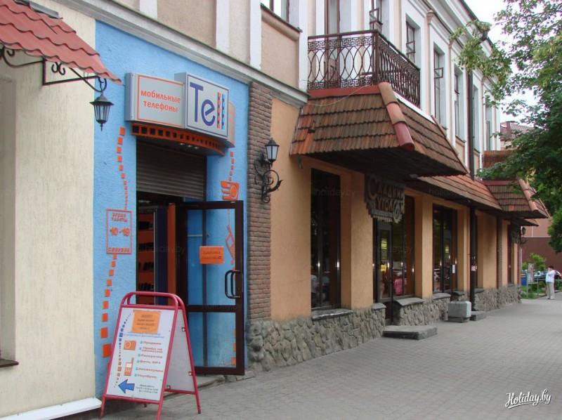 В Бресте появился музей сотовых телефонов