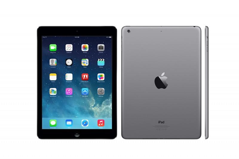 iPad Air способен работать в российских LTE-сетях