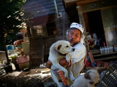Кейго Сакамото и его животные