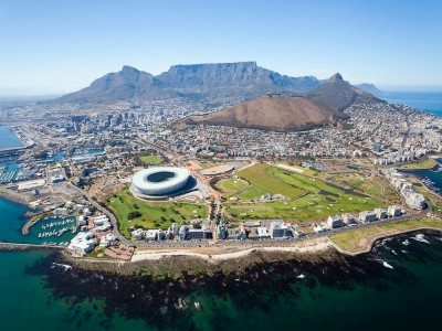 Туризм в Кейптауне