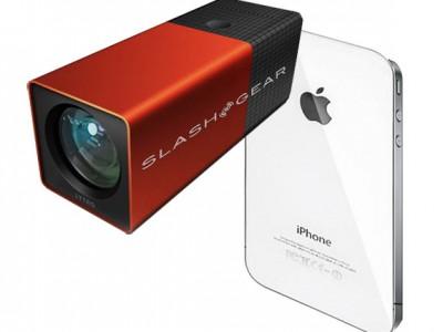 Камера с постфокусом
