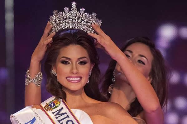 Названо имя новой «Мисс Вселенной»