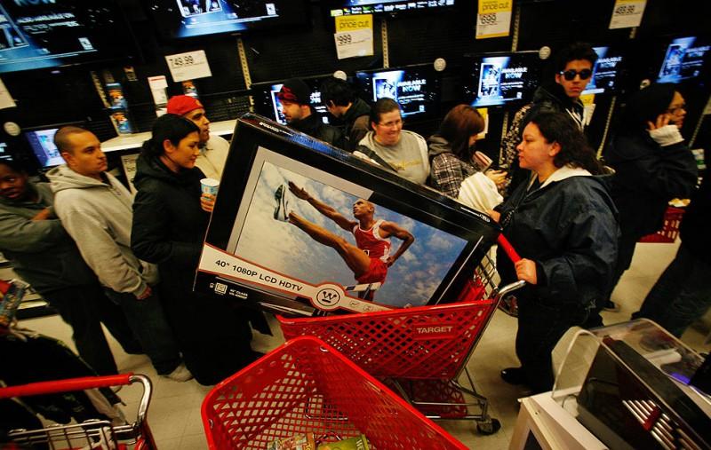 Интернет-магазины дарят россиянам «Черную пятницу»