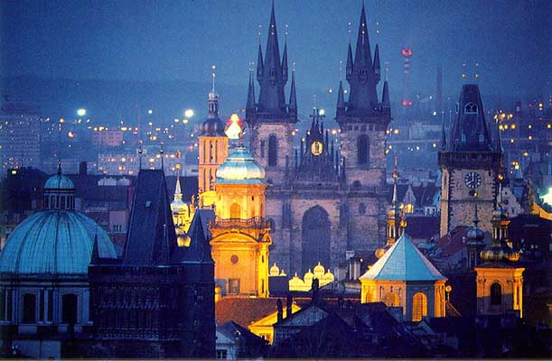 Прага появилась в 2ГИС