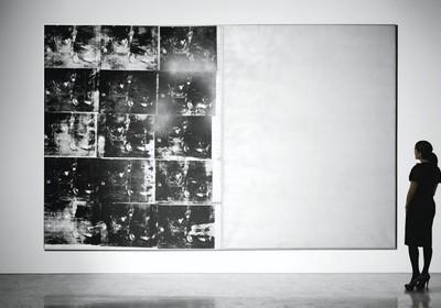 «Аварию» Энди  Уорхола купили за сотню миллионов