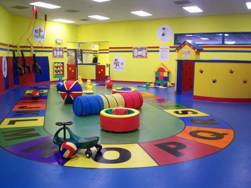 Стройка детских садов