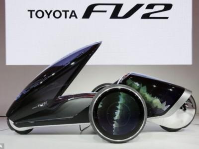 Концепт-кар FV2