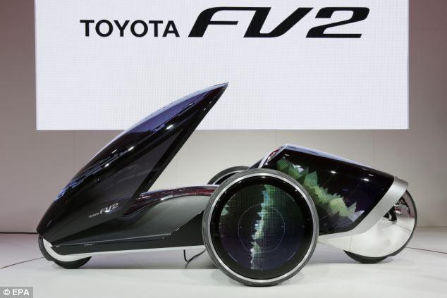 концепт кар fv2
