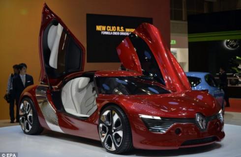 Токийская выставка автомобилей будущего