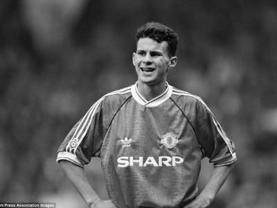 """4 мая 1991 года Райан Гиггз дебютировал в составе """"Манчестер Юнайтед"""""""