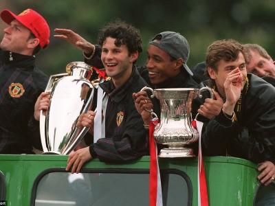 Райан Гиггз является обладателем 13 титулов чемпиона Премьер- лиги