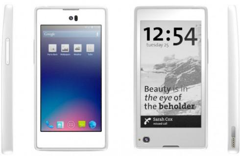 YotaPhone выйдет на международный рынок