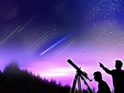 Ночь на 9 декабря обещает быть красивой