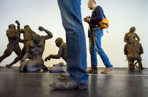 Скульптор из Сенегала получил награду