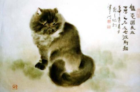 Тысячелетняя связь кошек и человека
