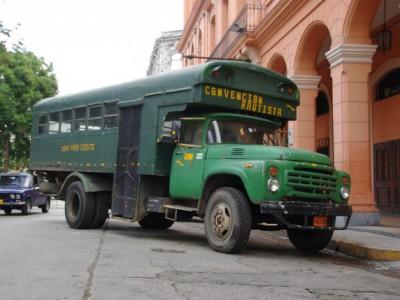 Авто на Кубе