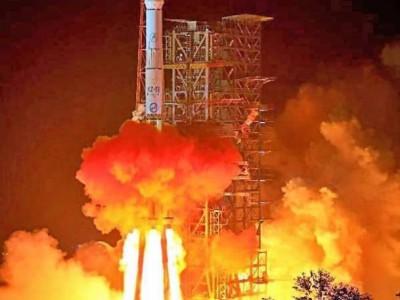 Запуск Chang E III